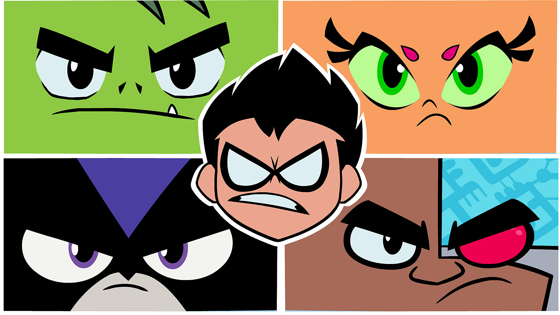 Excellent words teen titans first episode go something is