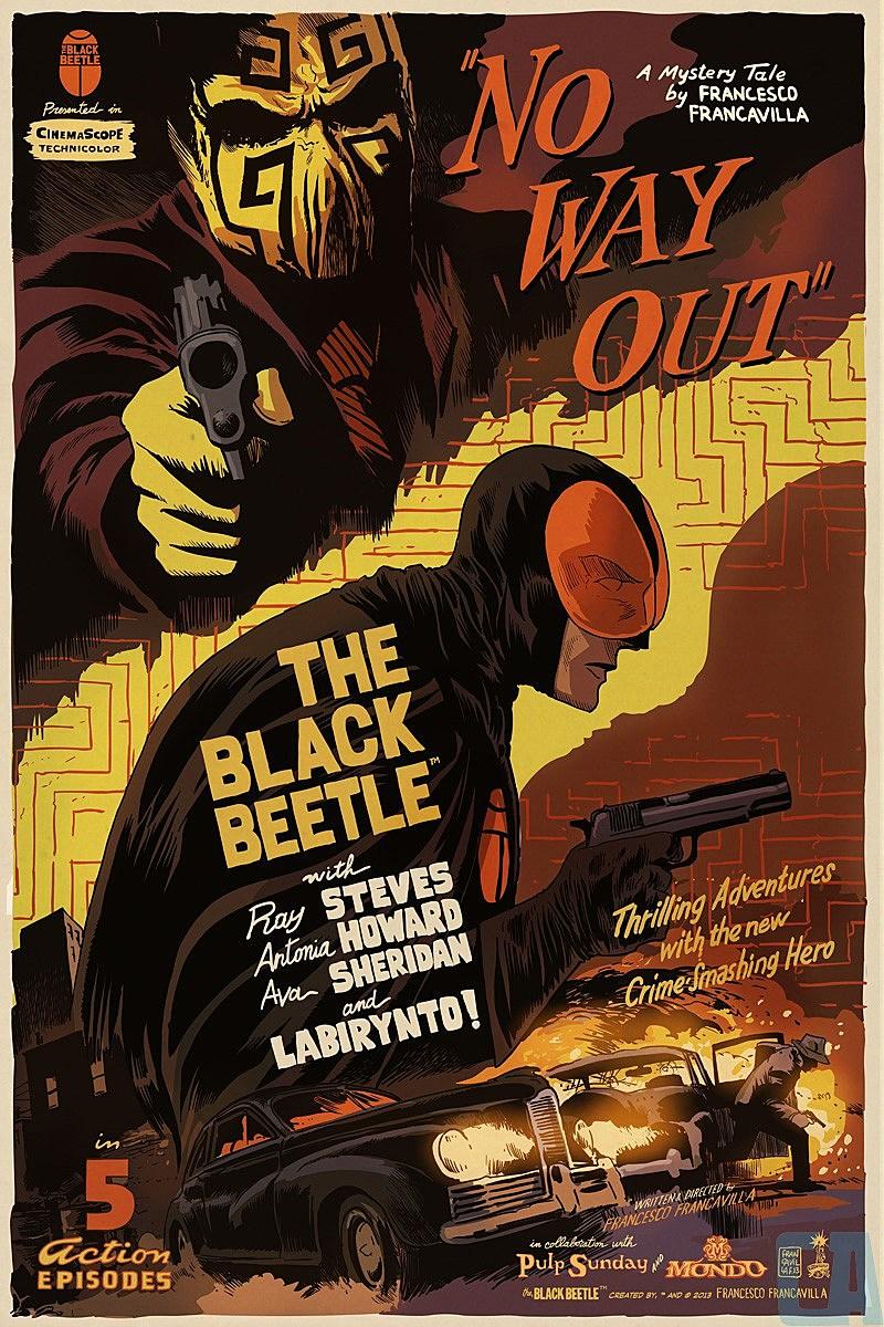 Black beetle comics - photo#23