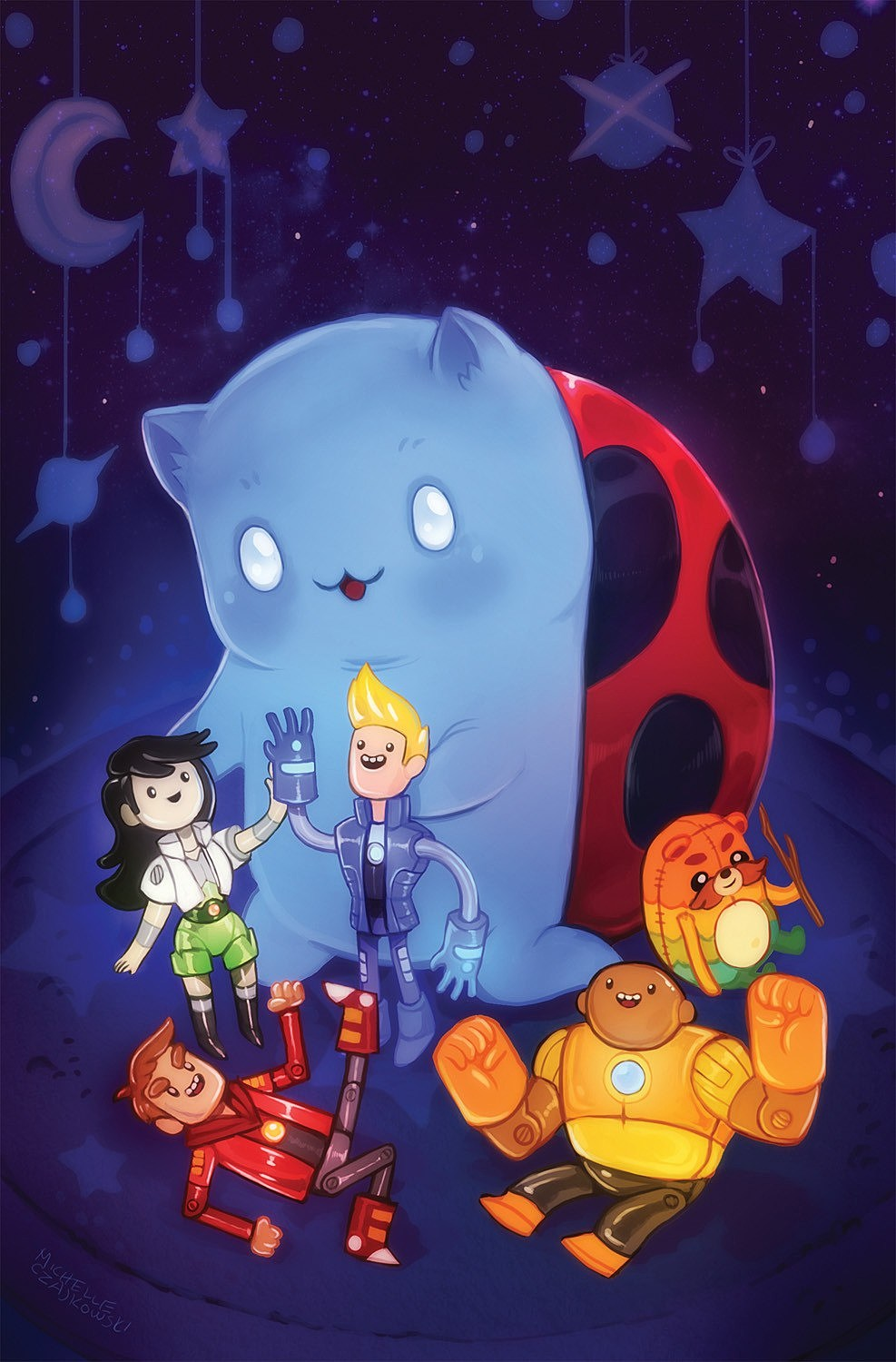 Bravest Warriors Hits 12 In September With Covers By