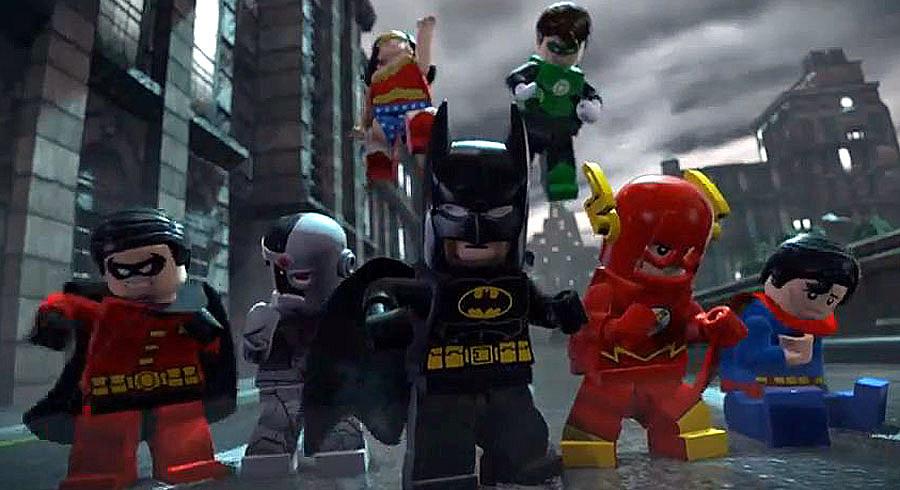 LEGO.com Videogames LEGO® Video Games - LEGO® Batman