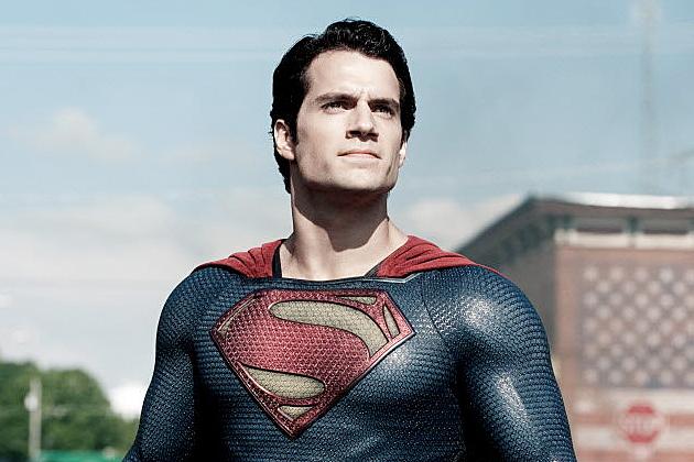 Man of Steel Superman