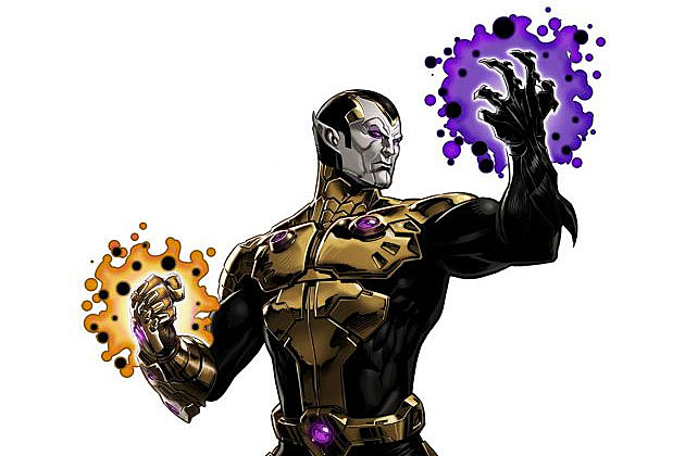 Thanos Son Thane Marvel Avengers Alliance Main
