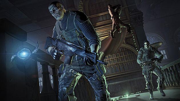 Arkham City screenshot, WB Interactive
