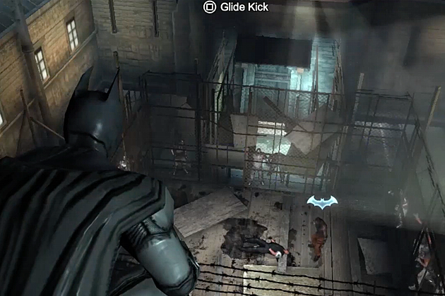 Batman Arkham Origins Blackgate Gameplay VideoBatman Arkham Origins Gameplay