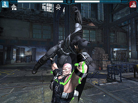 Batman Arkham Origins iOS 1