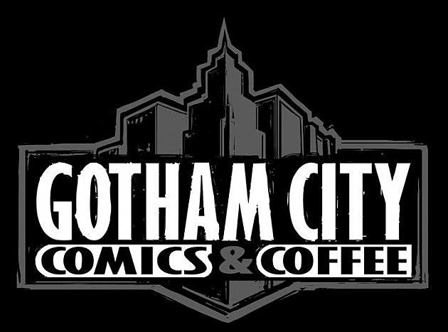 Gotham City Comics and Coffee