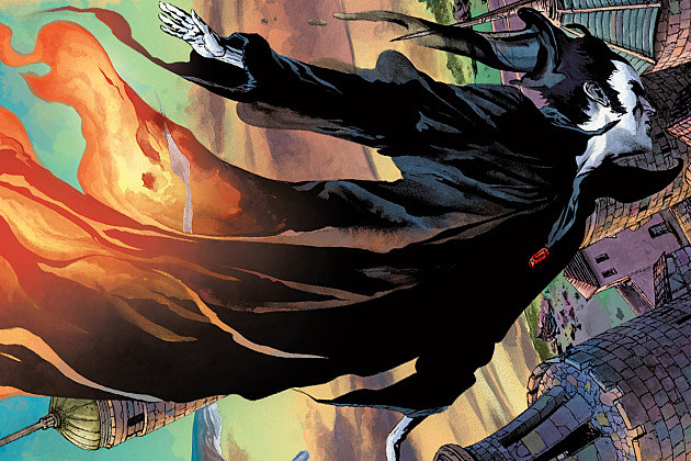 The Sandman Overture JH Williams ComicsAlliance Interview