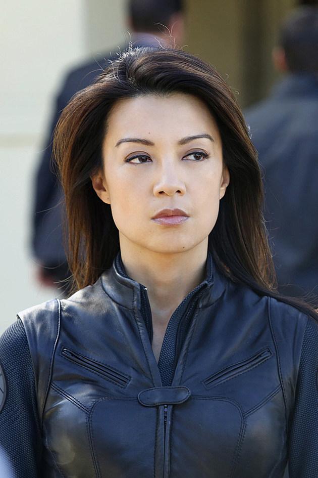 Agents of Shield Season 1 Episode 9 May Ming-Na Wen