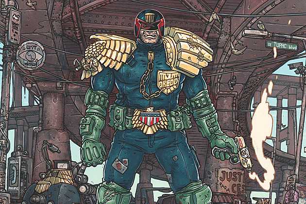 Judge Dredd: Mega City Two