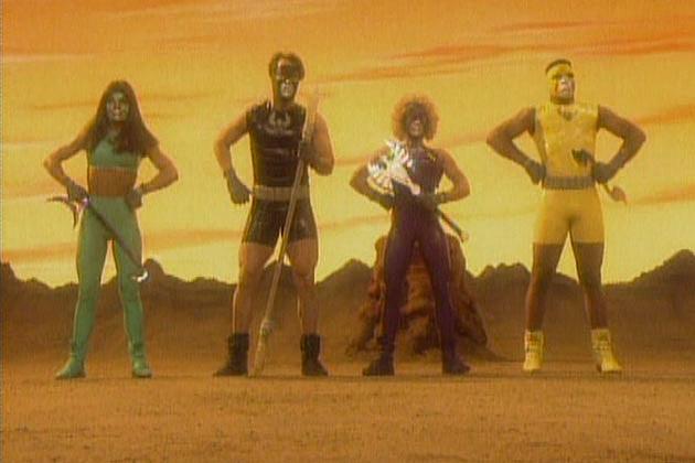 Tattooed Teenage Alien Fighters From Beverly Hills screenshot