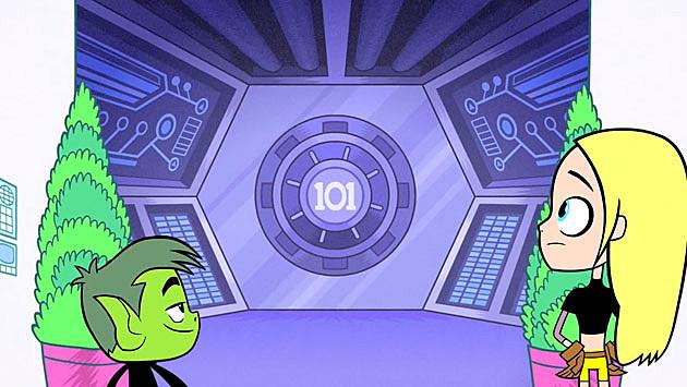 Teen Titans Go screenshot