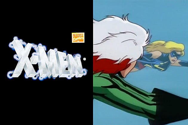 X-Men Cartoon Screenshot