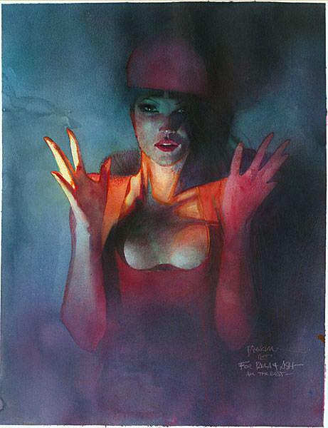 Elektra By Bill Seinkiewicz