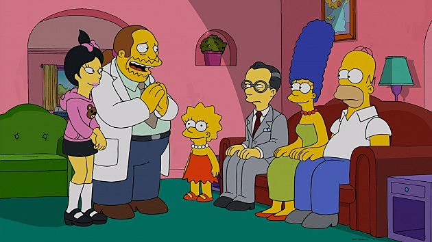 The Simpsons Married to the Blob 3