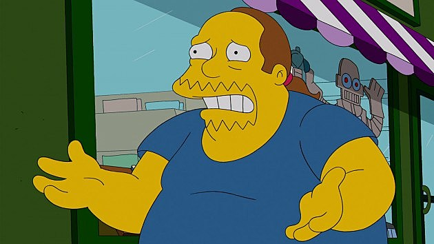 The Simpsons Married to the Blob 5