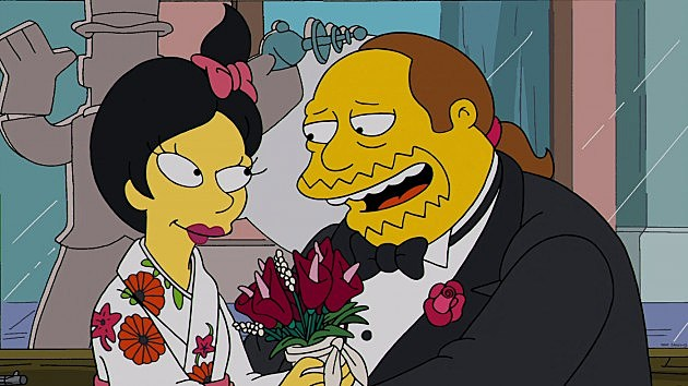 Comic Book Guy Will Apparently Marry A Manga Artist On