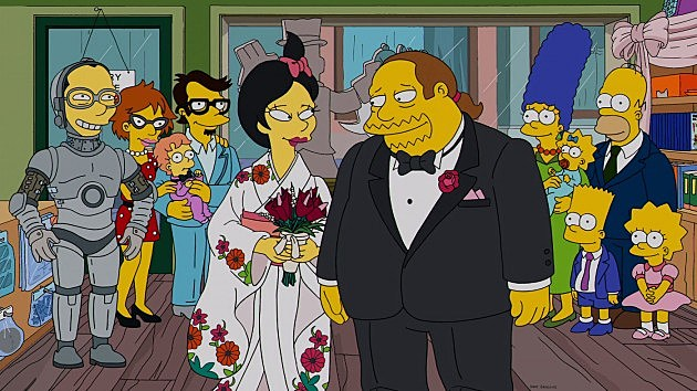 The Simpsons Married to the Blob 8