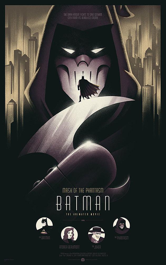 Mondo Talks 'Batman: Mask of the Phantasm' Anniversary Event