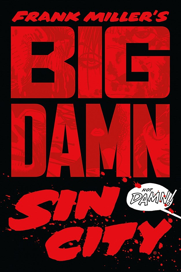 Frank Miller's Big Damn Sin City HC