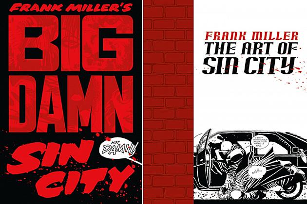 Frank Miller Sin City HCs 2014