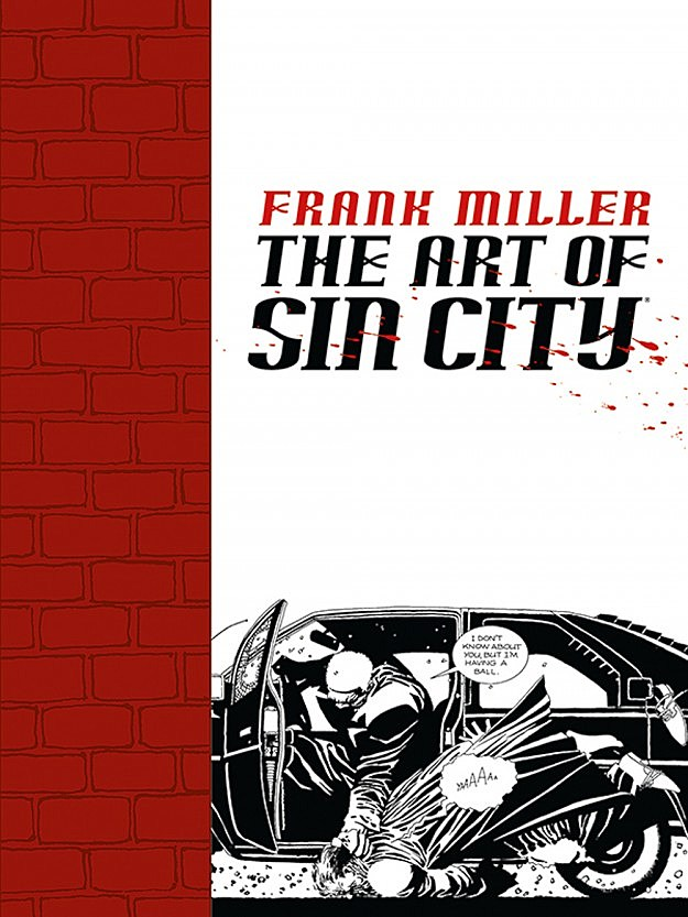 Frank Miller- The Art of Sin City TP
