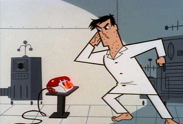 Powerpuff Girls cartoon screenshot