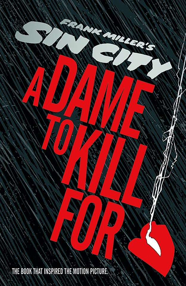 Sin City 2- A Dame to Kill For HC