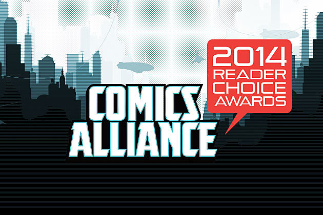 ComicsAlliance Reader Choice Awards Best Artist