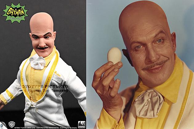 Batman 66 Egghead Figures Toy Company