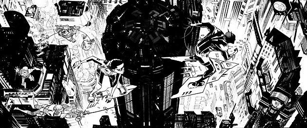 Detective Comics #27 detail by Sean Murphy