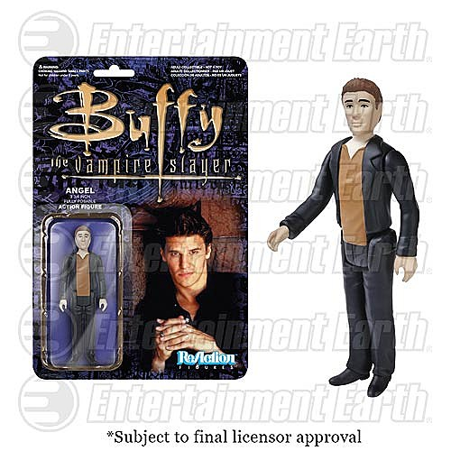 Buffy The Vampire Slayer Angel Funko ReAction