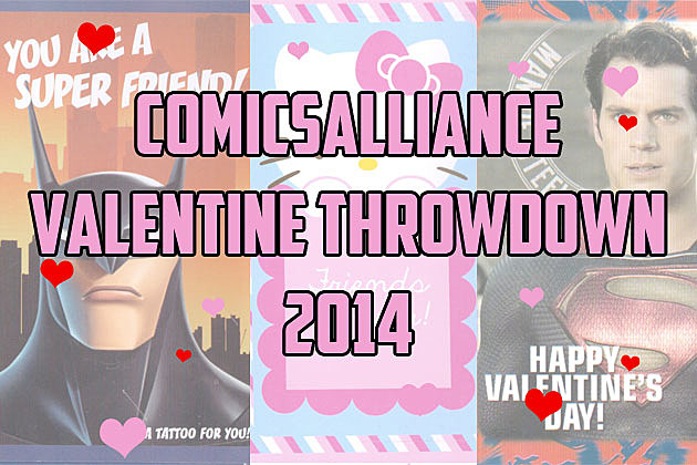 ComicsAlliance Valentine Throwdown 2014
