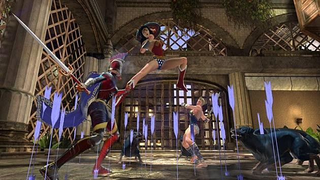 Amazon Fury DC Universe Online