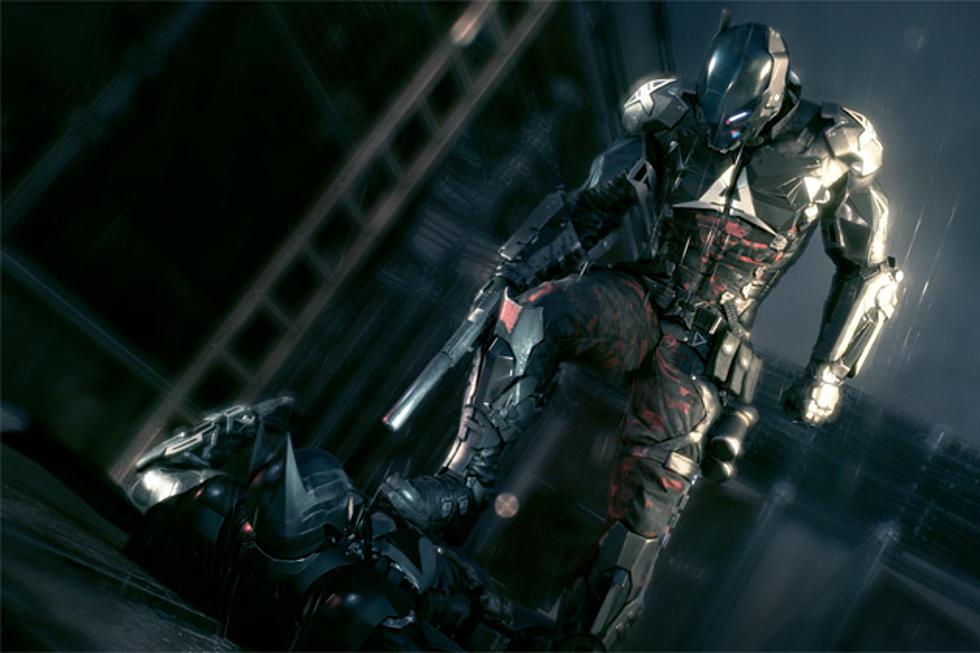 the batman arkham knight villain is an original character
