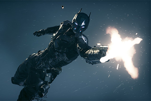 Arkham Knight demo screenshot