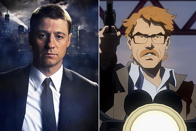 Ben McKenzie Detective James Gordon Gotham main