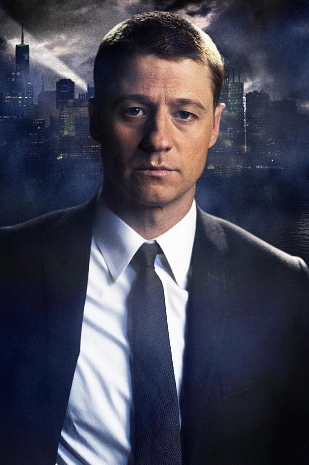 Ben McKenzie Detective James Gordon Gotham