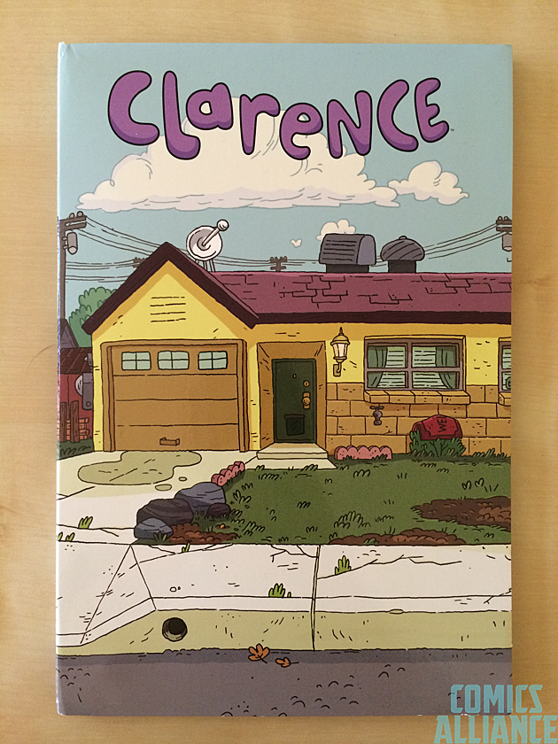 Clarence Press Kit 1