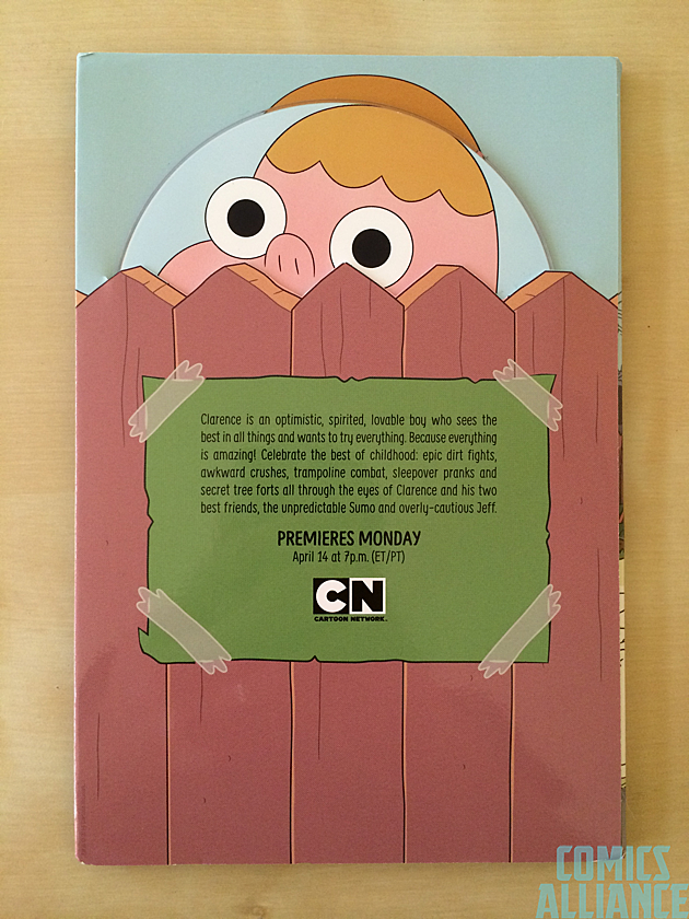 Clarence Press Kit 2