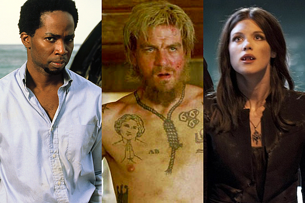 Constantine Harold Perrineau Charles Halford Lucy Griffiths