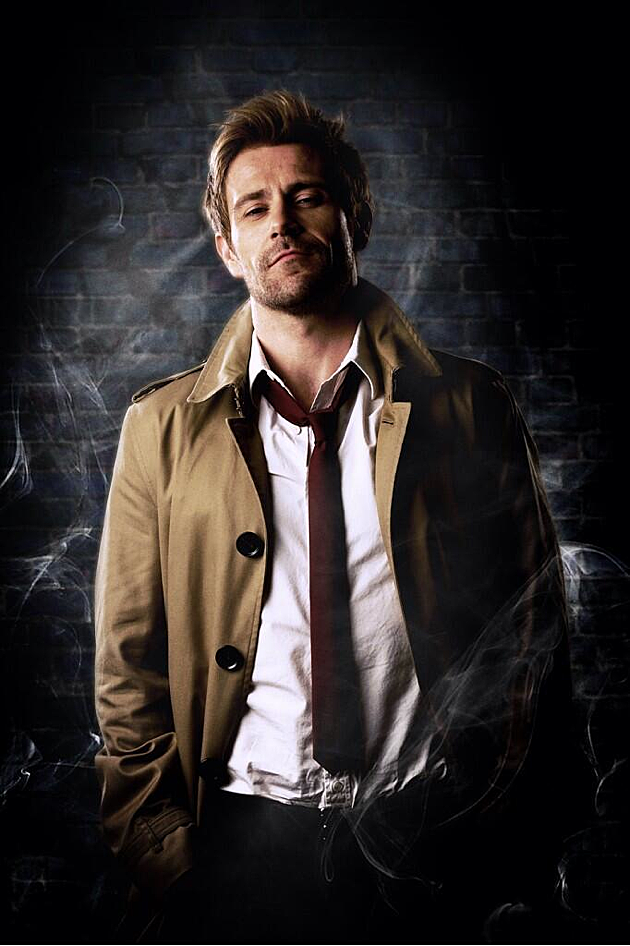 Constantine Matt Ryan NBC Warner Bros. DC Comics
