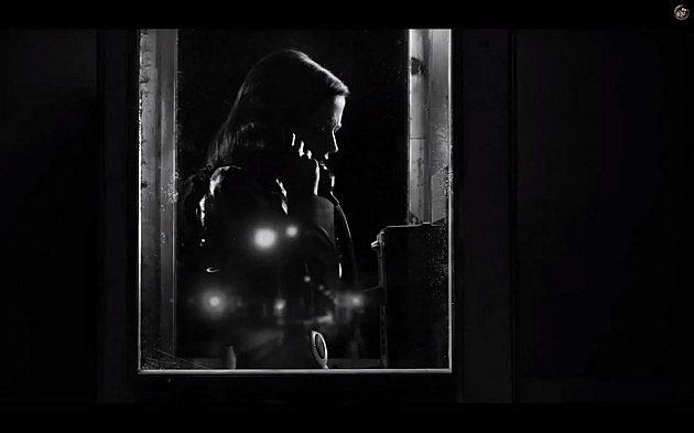 SIN CITY DAME TO KILL FOR TRAILER SCREENGRAB
