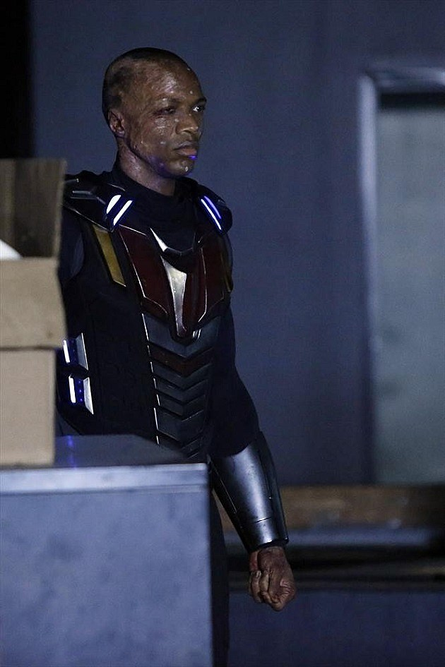Agents of SHIELD Deathlok 2