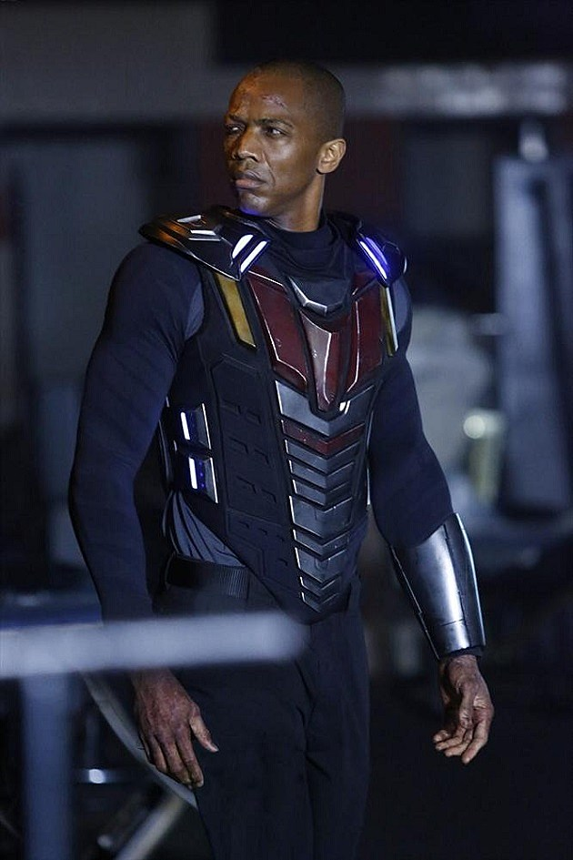 Agents of SHIELD Deathlok 4