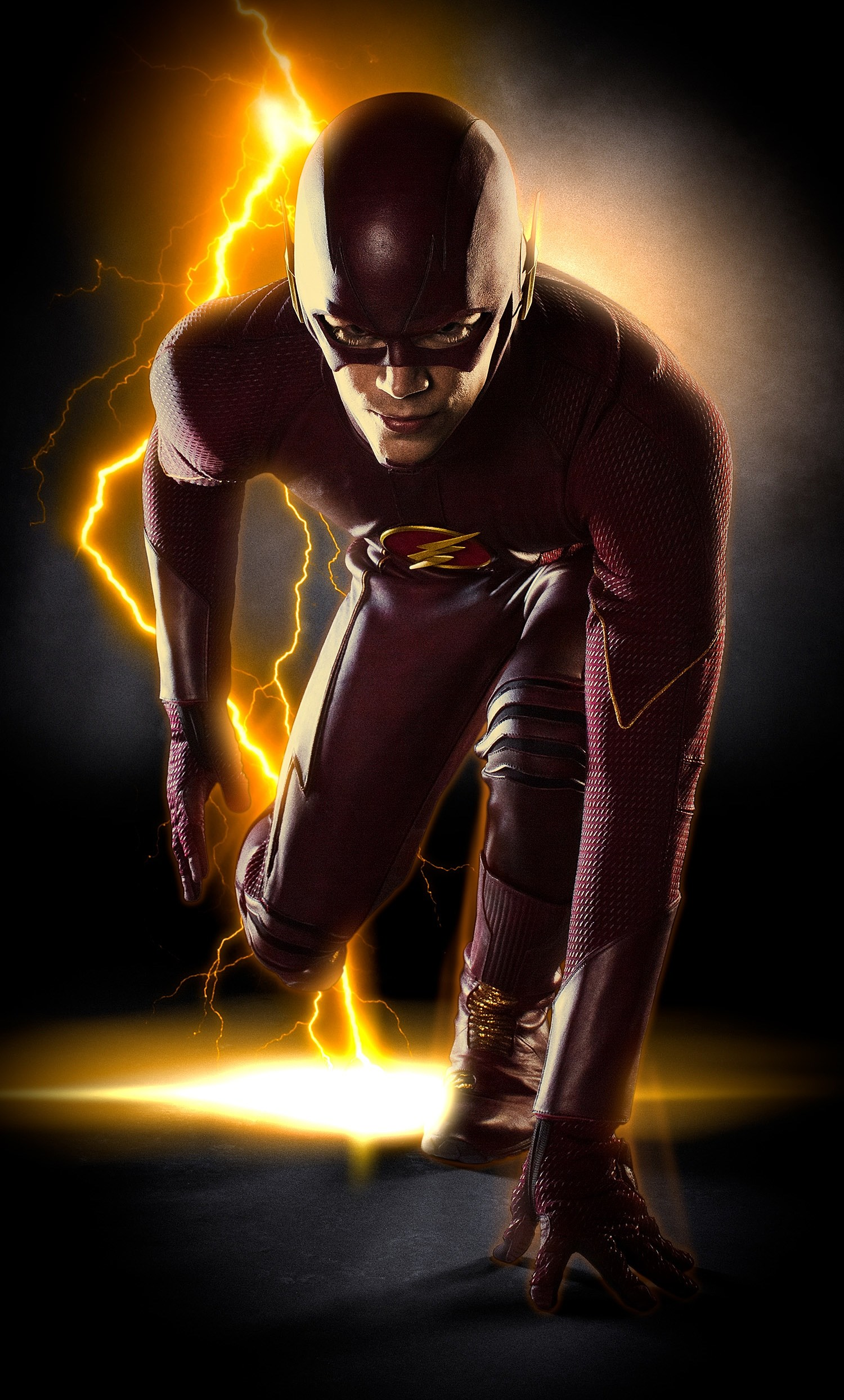 THE FLASH Full Suit Image