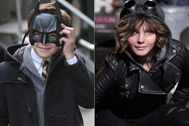 Gotham Young Bruce Wayne Selina Kyle