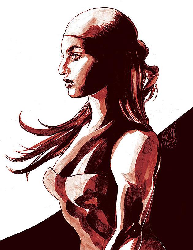 Elektra by Ming Doyle