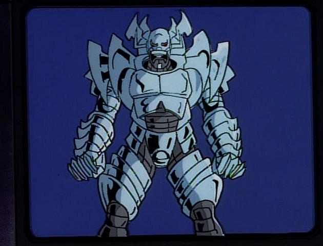 X-Men cartoon screenshot
