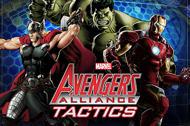 Avengers Alliance Tactics