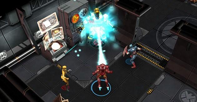 Marvel Avengers Alliance Tactics 1
